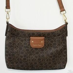 Calvin Klein  CK Print Shoulder Bag